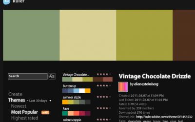 Generatori di colori: 5 tool anti-stress