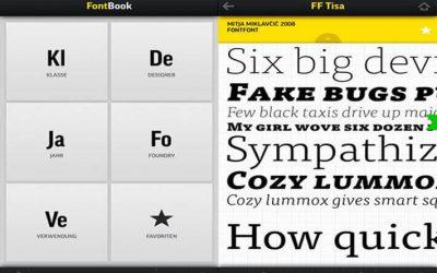 Le migliori App iOS per Graphic e Web Designer