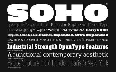 5 font professionali per migliorare il tuo progetto