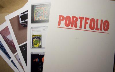 Come realizzare un portfolio online perfetto