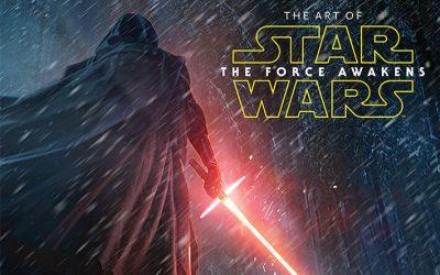 Cosa rende grandioso l'artwork di Star Wars: Il risveglio della Forza