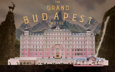 "Perché il graphic design di ""Grand Budapest Hotel"" è grandioso"