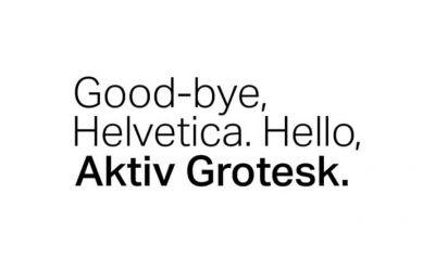 Perché trovare un'alternativa a Helvetica
