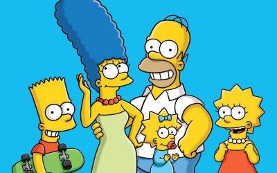 Visual, Design e Cultura Pop: The Simpsons Couch Gag