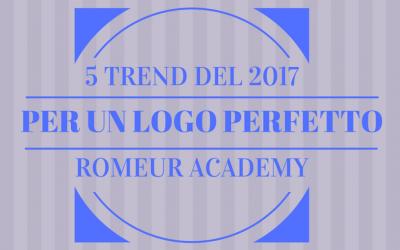 5 trend del 2017 per un logo impeccabile