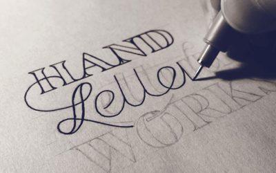 Hand Lettering per principianti