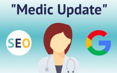 Cosa cambia nella seo con il medic update?