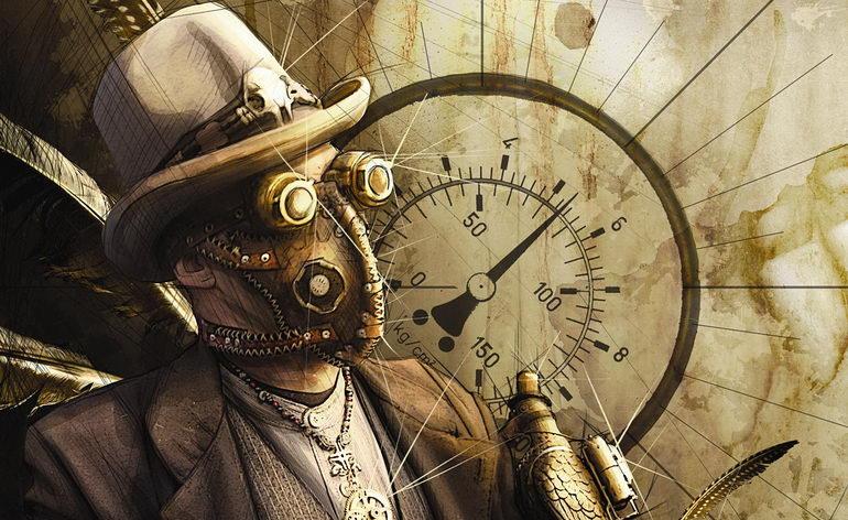 estetica steampunk